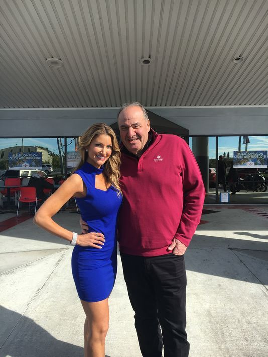 Cape Coral Kia Car Dealer Billy Fuccillo Has Hired His New TV And Radio  Commercial Sidekick. McKinzie Roth, 36, Replaces Caroline Renfro, Who  Resigned From ...